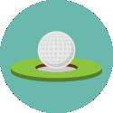 Golf Pull Cart Rentals